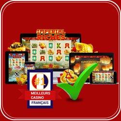 Meilleurs casinos sans dépôt